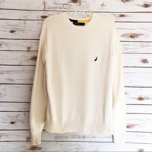 VTG Nautica Men's Crewneck Sweater